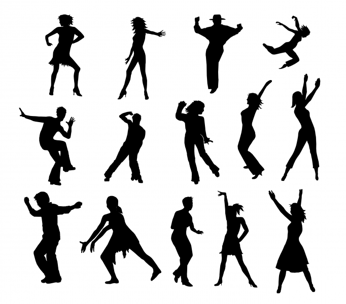 805461-isolated-silhouettes-of-dancing-people